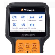 ВЕБИНАР: Диагностика с помощью сканера Foxwell NT680Pro 19 июня