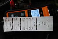 GT80 menu